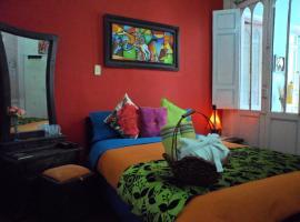 Hotel photo: Zohar Hostel