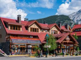 Hotel photo: Banff Ptarmigan Inn