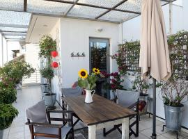 מלון צילום: Loft in Athens City Center