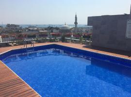 Hotel Photo: Laleli Gonen Hotel