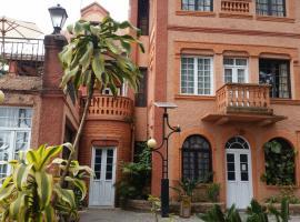 होटल की एक तस्वीर: Relais De La Haute Ville Tana