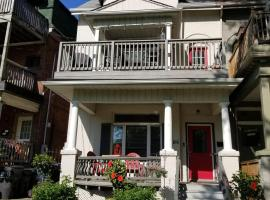Photo de l'hôtel: 6 Person 3Br 2Wr 2Floor Downtown Large Victorian