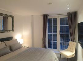 Hotel photo: Trafalgar Luxury Apartments