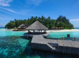 Hotel near Maldiverne