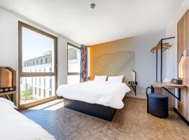 Hotel photo: B&B Hôtel Paris Sud Chatenay Malabry