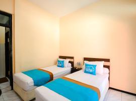 ホテル写真: Airy Eco Syariah Bongkaran Jagalan 64 Surabaya
