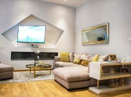 Hotel photo: 2 bed Chic Apartment in Glasgow City Centre