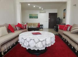 A picture of the hotel: Appartement Mohammedia traditionnel marocain