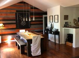 Hotel photo: Le Caribou Lodge