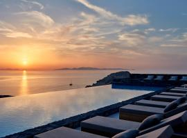 Hotel photo: Canaves Oia Epitome - Small Luxury Hotels of the World