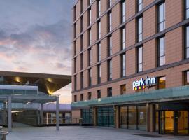 Ξενοδοχείο φωτογραφία: Park Inn by Radisson Pulkovo Airport