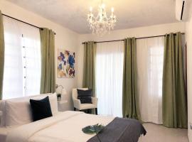 Hotel photo: Aibonito Hotel 208