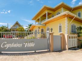 Hotel photo: Captain's Villa