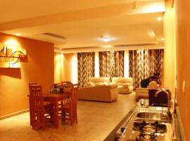 A picture of the hotel: Makuza Peace Plaza
