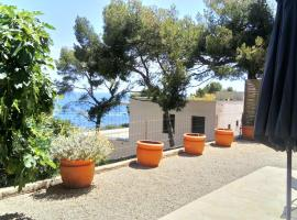 Hotel photo: Un Jardin sur la Mer
