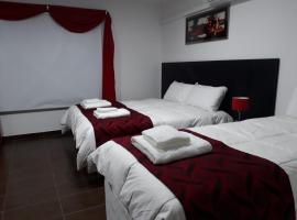 Hotel photo: Zelarrayan Suites