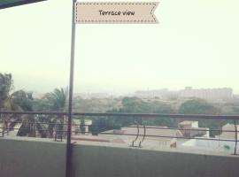 Hotel photo: Ameen Penthouse