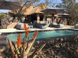 A picture of the hotel: Lindiwe Safari Lodge