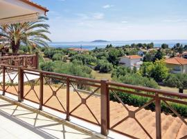 Hotel photo: Sea View Maisonette close to Neos Marmaras