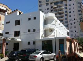 Hotel near Sarandë