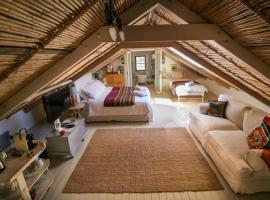 Hotel photo: The Cricket House