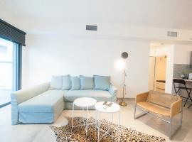 ホテル写真: Luxury 2 Bedrooms Apartments Rothschild + Balcony