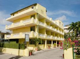 Hotel near Barbade