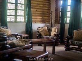Hotel fotografie: Nyamazi Falls Lodge