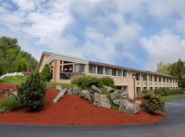 Hotel photo: Days Inn by Wyndham Mystic