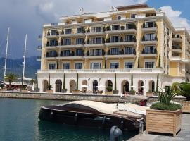 Hotel photo: Porto Montenegro Deluxe Apartment
