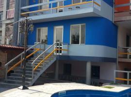 Hotel photo: Собственный дом, вилла, дом с бассейном, загородный дом