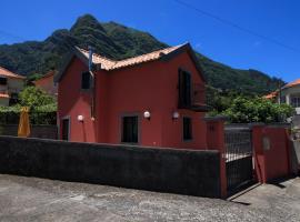 Hotel photo: Chalet Casa Serrão AL