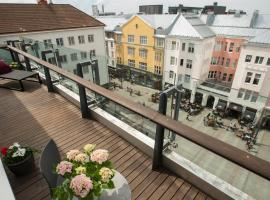 Hotel near Finsko