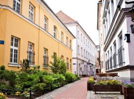 Hotel near Латвия