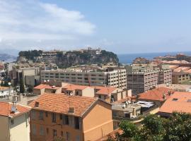 A picture of the hotel: Villa Cap d'Ail vue mer et Monaco