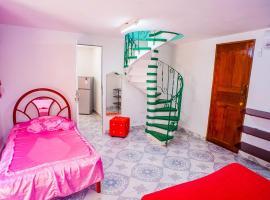 Hotel photo: Colorful house in Varadero