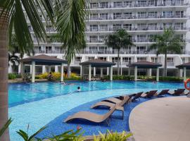 Hotel photo: Shell Residences Mall of Asia Staycation
