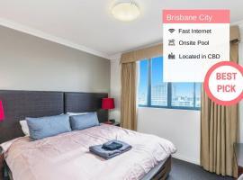 Hotel photo: Brisbane CBD 1B APT In the HEART of CBD QBN570-06