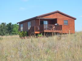 A picture of the hotel: Alto Log Cabin