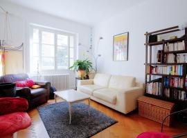 Hotel photo: Nice apartment 36 sqm Jean Macé