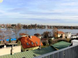 A picture of the hotel: Alte Donau Blick Apartment