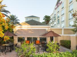 A picture of the hotel: Hilton Garden Inn Jacksonville Airport