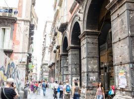 A picture of the hotel: Vecchia Napoli - Tribunali