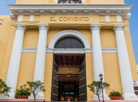 Hotel fotografie: Hotel El Convento