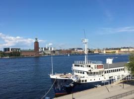 Hotel near Swedia