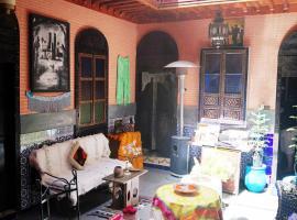 Ξενοδοχείο φωτογραφία: Riad Mamma House