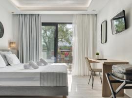 ホテル写真: Dannas Boutique Apartments