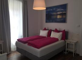 Hotel photo: Candussi-Apartments