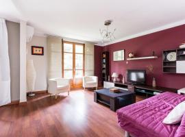 Photo de l'hôtel: Class Appart Appartement T3 situé aux Arceaux avec climatisation et parking