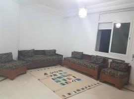 Hotel photo: Appartement Monastir Arwa